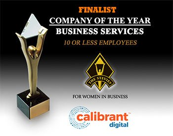 Calibrant Digital Named Finalist in 16th Annual Stevie® Awards